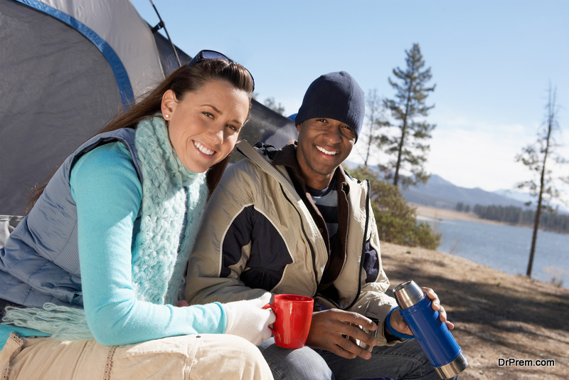 Camping Can Provide Health Benefits