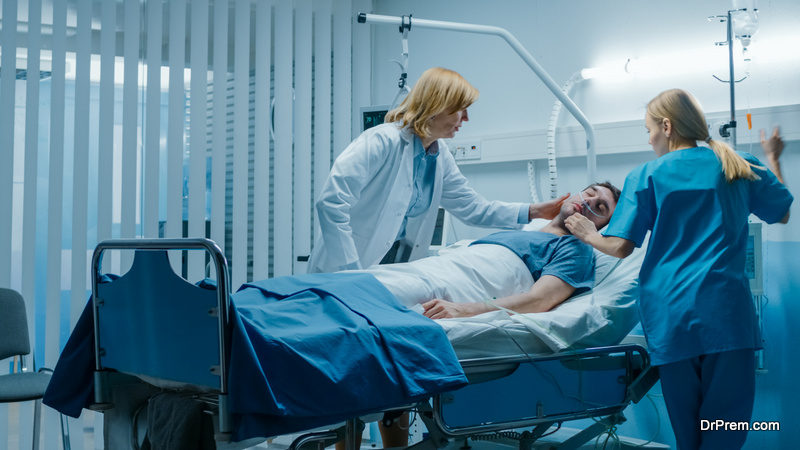 High-Intensity Hospital Care