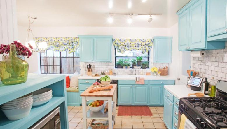 Relax In Elegance With Blue Kitchen Ideas DIY Home Art Classy Diy Blue Kitchen Ideas