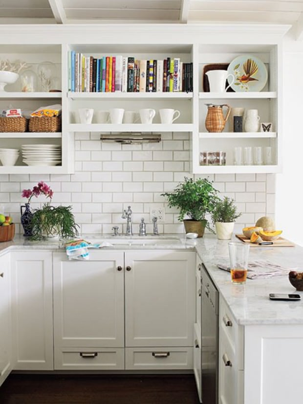 Kitchen for Small Spaces Decoration