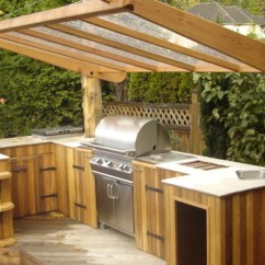 Backyard Kitchen Designs Prefab Outdoor Grill Islands How To Build The Ultimate Diy Home Art
