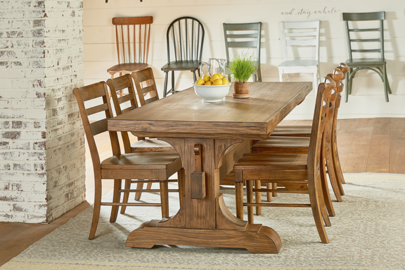 47 Farmhouse Dining Table Ideas For Cozy, Rustic Look