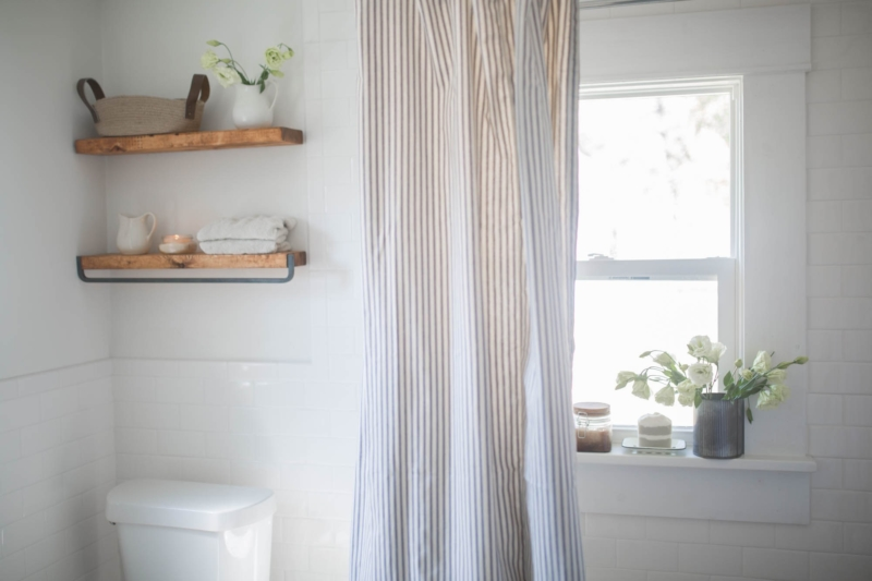 53 Ideas For Vintage And Modern Farmhouse Bathroom Decor