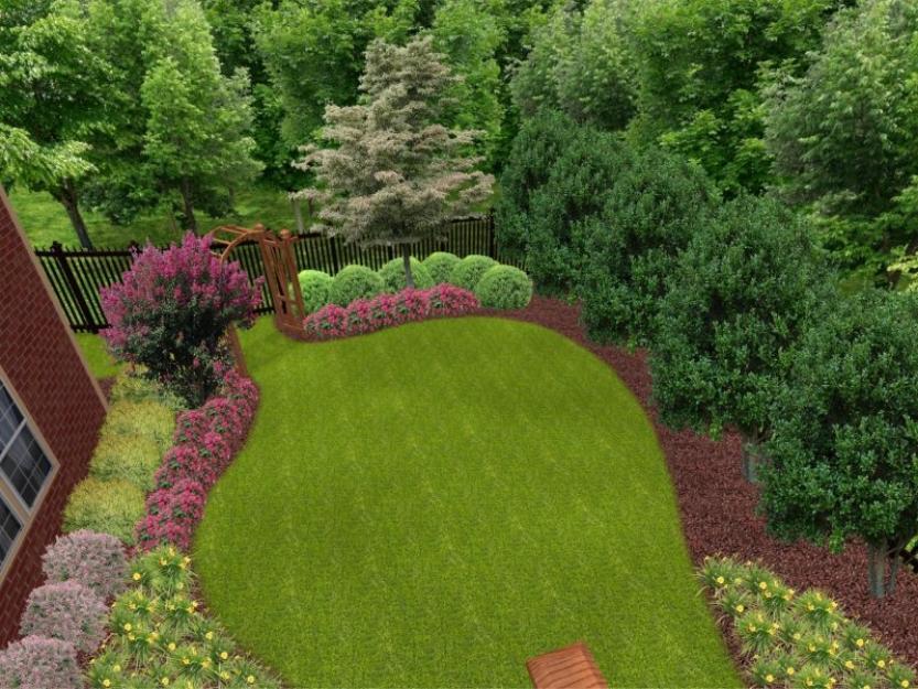 Small Front Garden Ideas And Arrangments