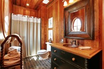 Country Western Bathroom Ideas