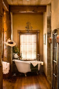 Country And Western Bathroom Decor