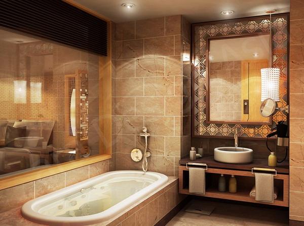Western Bathroom Decor Ideas