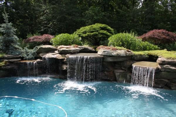 modern pool landscaping ideas