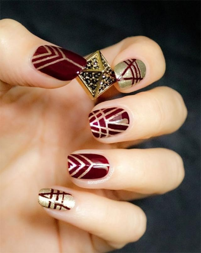 Look Ma All Hands Impressive And Super Simple Diy Nail Art Design Ideas