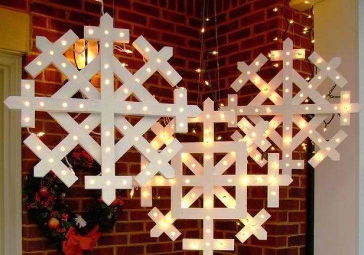 Christmas Outdoor Decorations Diy