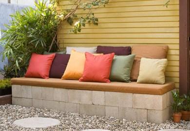 Patio Lounge Chair Cushion