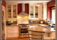 Kitchen Design I Shape India for Small Space Layout White ...