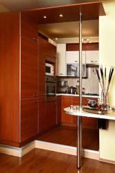 kitchen modern open elegant shaped designs