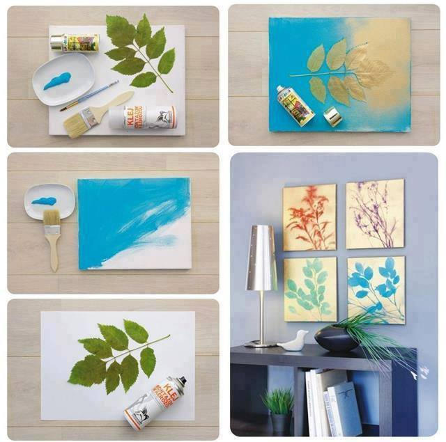 Easy Art Ideas Home