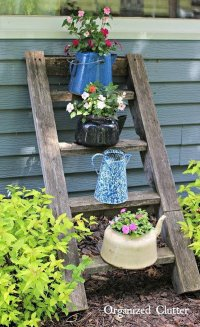 DIY Backyard Ideas and Crafts from Recycled Things