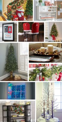 How To Decorate Small Spaces for Christmas (And Make Them ...