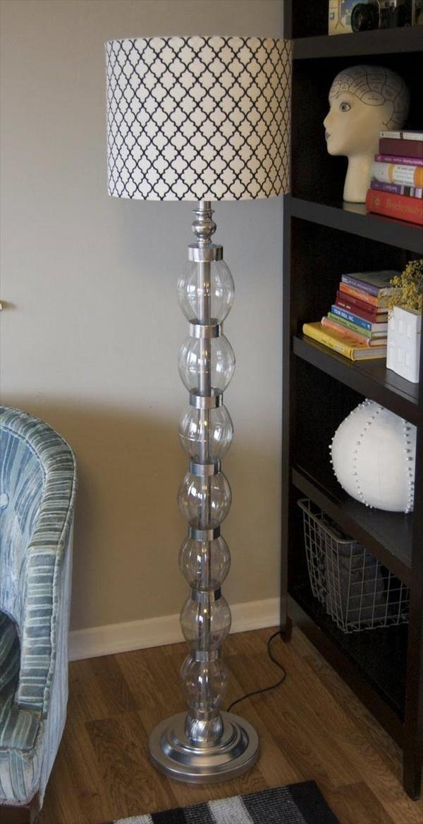 DIY floor lamp ideas that can brighten up your home  DIY