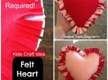 15 interesting DIY valentine crafts ideas everyone can try ...