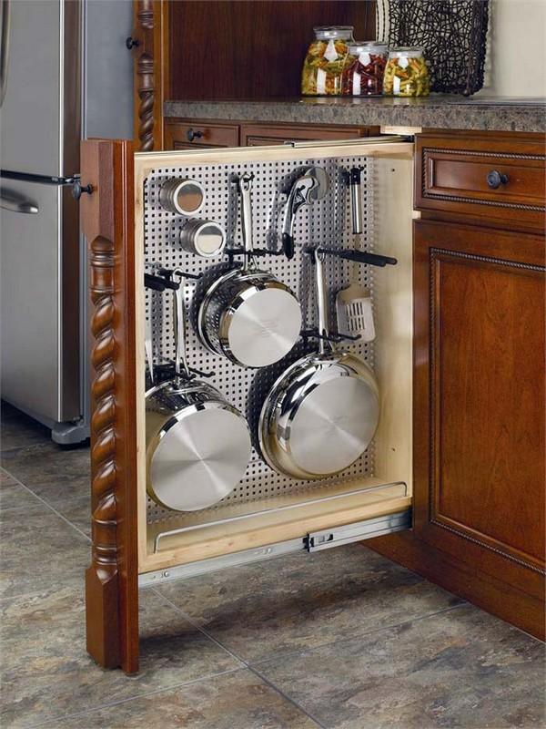 Amazing DIY Hidden Storage Ideas For Your Kitchen  DIY