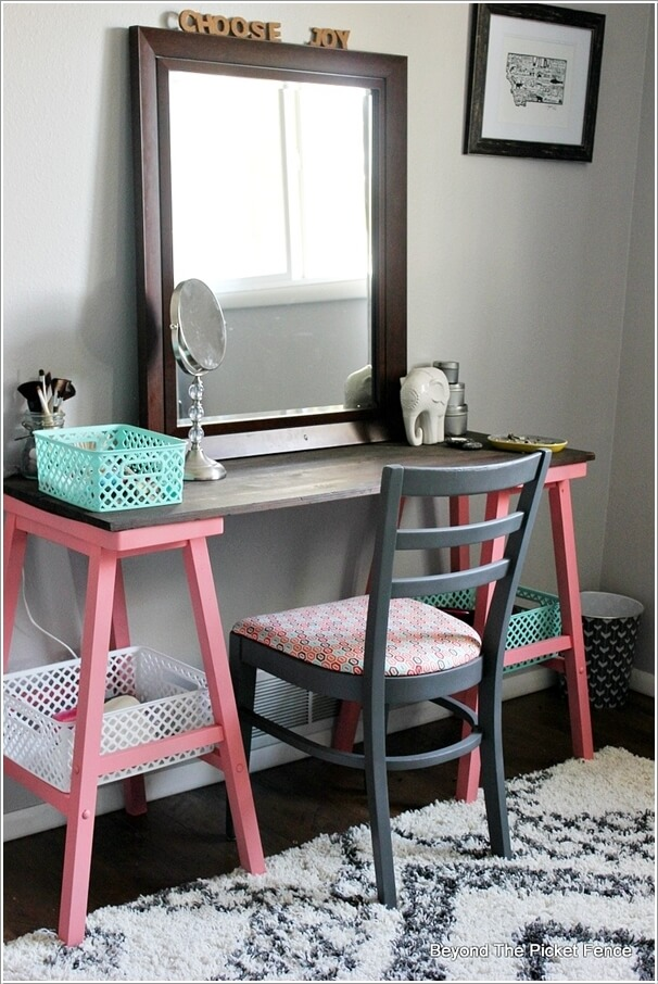 cheap accent chair justina hanging diy makeup vanity table ideas • home decor