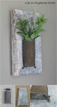 DIY Rustic Wall Decoration Ideas  DIY Home Decor