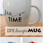 Diy Coffee Mug Art Ideas To Personalize Your Home Diy Home Decor
