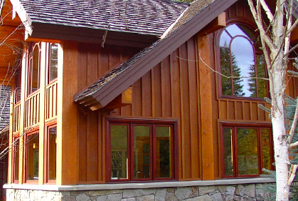 Wood Home Siding Ideas Colors Pictures & Options