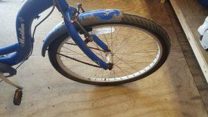 rust bucket bike