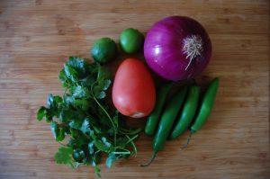 salsa bandera ingredients