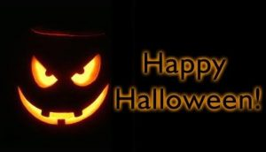 happy halloween end