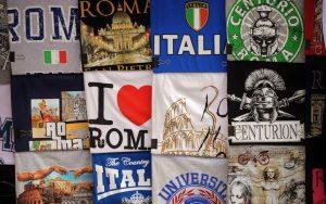 italian italy t shirts
