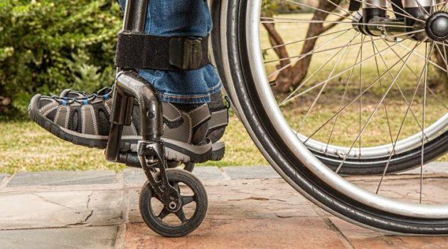 handicap-accessible home