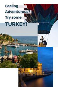 Visit Turkey pin