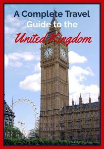 Pin United Kingdom Travel