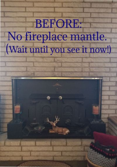 fireplace before Pin
