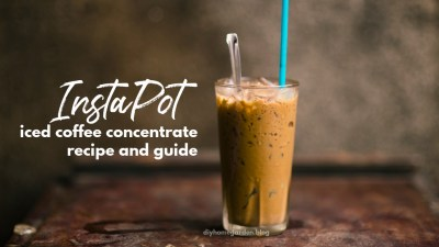 iced coffee instapot