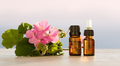 essential oil of geraniums