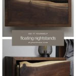 Diy Floating Nightstands Diy Huntress
