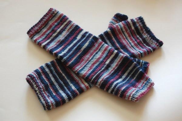 Knit Handwarmers