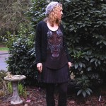 Outfit Post: Bad Kitty