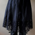 DIY: Lacy Skirt Makeover