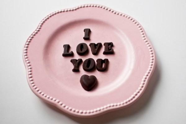 Valentine's Day Molded Chocolates