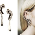 DIY Inspiration: Sparkling Ear Cuffs