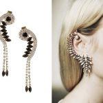 DIY Inspiration: Sparkling Ear Cuffs