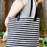 DIY Waxed Canvas Tote Bag Tutorial (Part 1)