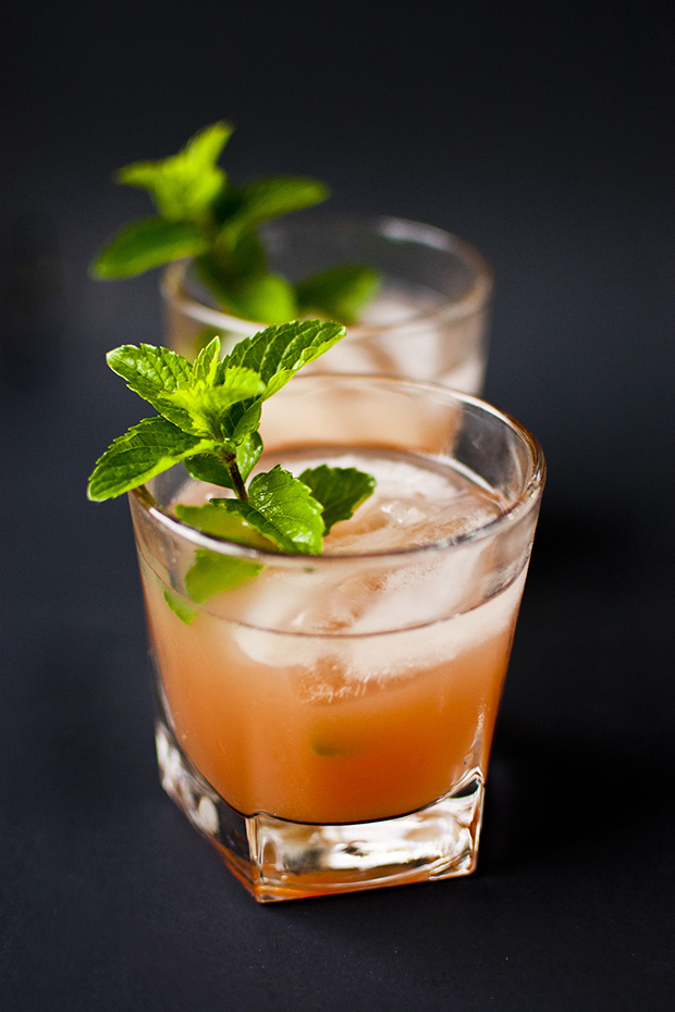Drink Up! Delicious Recipe for Rhubarb Liqueur - Time Needed: 2-4 WEEKS!