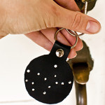 DIY Constellation Keychain Tutorial