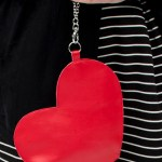 DIY Heart Wrist Bag Tutorial