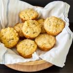 Jalapeño-Cheddar Cornbread Muffins