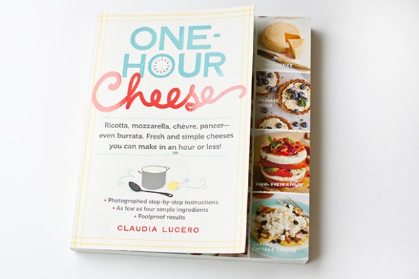 Book Review: One Hour Cheese